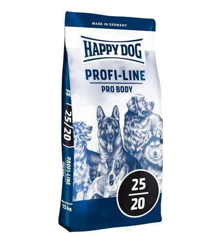 Happy Dog 25-20 Pro Body 2x15 kg