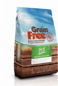 Best Breeder Grain Free Lamb, Sweet Potato & Mint 2x12kg