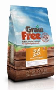 Best Breeder Grain Free Turkey, Sweet Potato & Cranberry 2x12kg