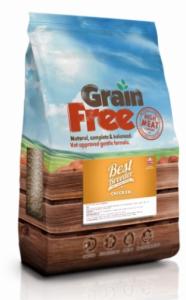Best Breeder Grain Free Chicken, Sweet Potato & Herb 2x12kg