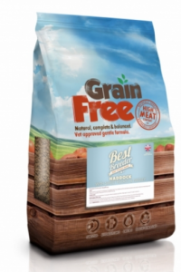 Best Breeder Grain Free Haddock with Sweet Potato & Parsley 2x12kg
