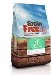 Best Breeder Grain Free Tuna with Salmon, Sweet Potato and Broccoli 2x12kg