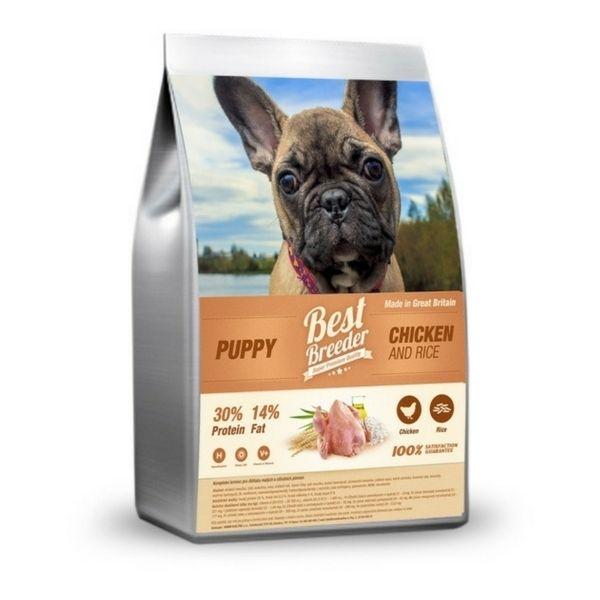 Best Breeder Puppy Chicken & Rice 2x12kg