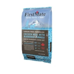 Firstmate Chicken with Blueberries 6,6kg + Pamlsek ZDARMA