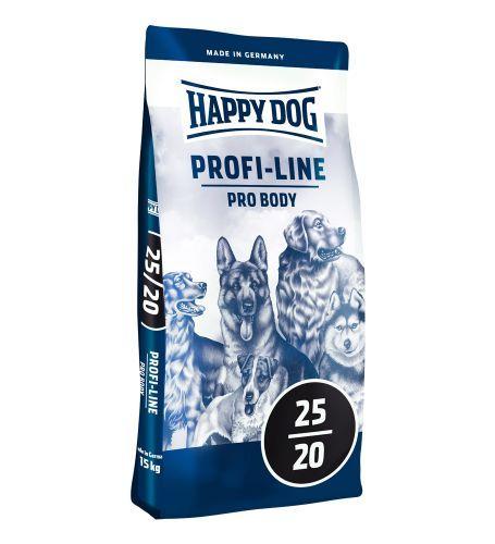 Happy Dog 25-20 Pro Body 15 kg