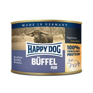 Happy dog Büffel Pur - buvolí 200 g