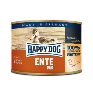 Happy dog Ente Pur - kachní 200 g