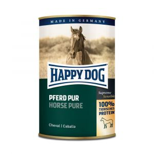 Happy dog Pferd Pur - koňská 400g