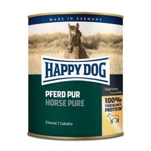 Happy dog Pferd Pur - koňská 800g