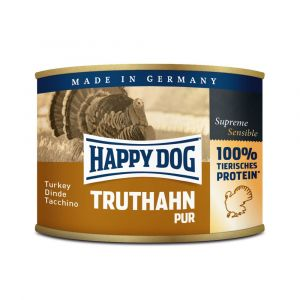 Happy dog Truthahn Pur - krůtí 200 g