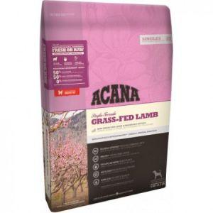 Acana Dog Grass-Fed Lamb Singles 2kg + Pamlsek ZDARMA
