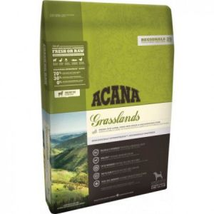 ACANA GRASSLANDS DOG 2x11,4 kg REGIONALS