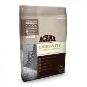 ACANA  LIGHT & FIT 2x11,4kg HERITAGE