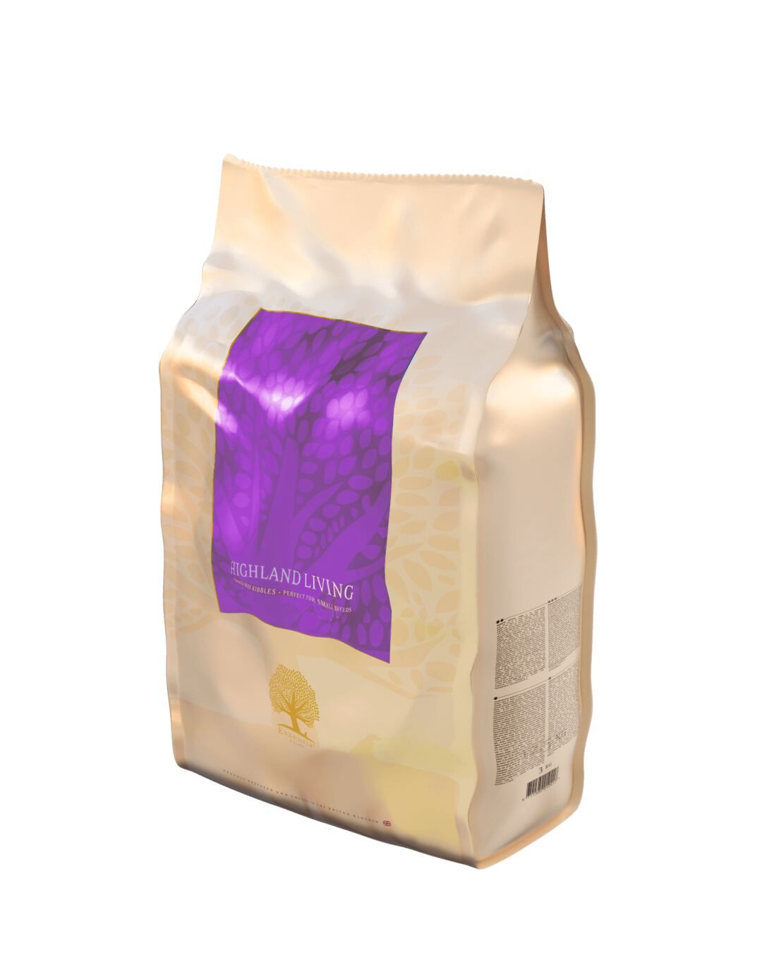 ESSENTIAL Highland Living Small 3 kg Essential Foods