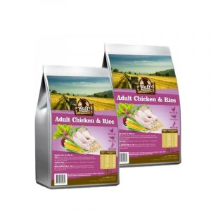 Wuff! Adult Chicken & Rice 2x15kg