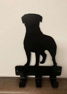 Věšák Rottweiler - 3 háčky