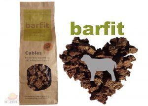 BARFIT sušené kostky masa 100% clear - jehně 200g