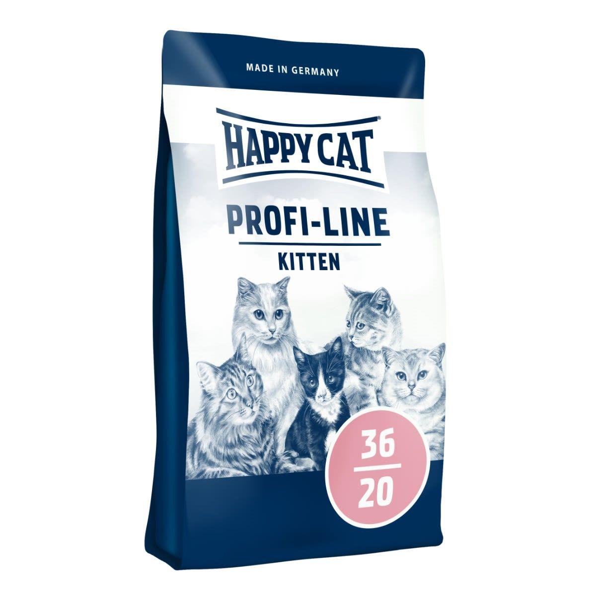 HAPPY CAT Profi Kitten 12 kg Happy Dog