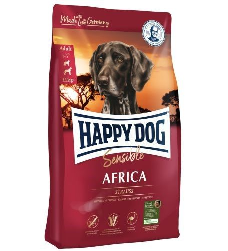 Happy Dog Supreme Nutrition Africa 2 x 12,5kg