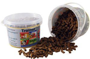 Tréninkové mini pamlsky pes 300g (kyblík) - konina a králík