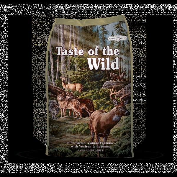 TASTE OF THE WILD Pine Forest 12,2kg Diamond Pet Foods