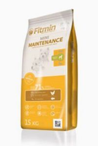 Fitmin Dog Mini Maintenance 2 x15kg + Pochoutka Denta Stix