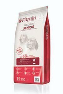 Fitmin Dog Medium Senior 2 x 15kg Fitmin New