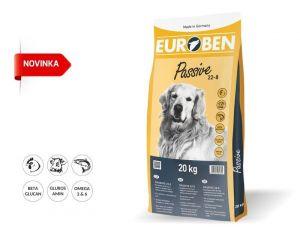 EUROBEN 22-8 Passive 20kg + Sušené maso 75g ZDARMA