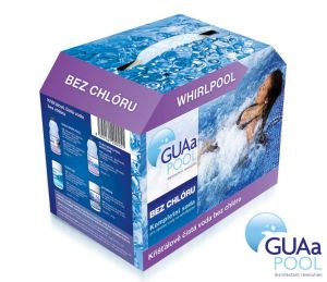 GUAa POOL Whirpool SET
