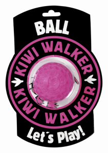 KiwiWalker Let's play! BALL MAXI pink (7cm)