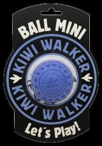 KiwiWalker Let's play! BALL MINI blue (5cm)