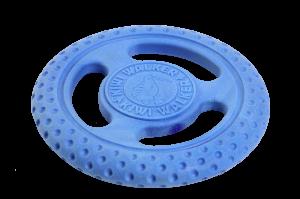 KiwiWalker Let's play! FRISBEE MAXI blue (22cm)