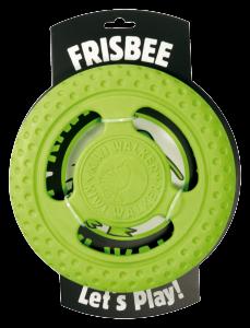 KiwiWalker Let's play! FRISBEE MAXI green (22cm)