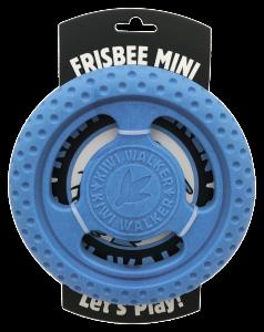 KiwiWalker Let's play! FRISBEE MINI blue (16cm)