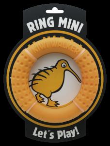 KiwiWalker Let's play! RING MINI orange (13cm)