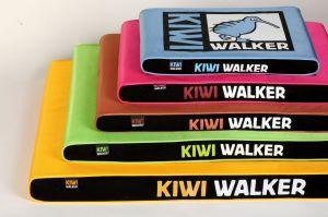 KiwiWalker - ortopedická matrace M (pink/black)
