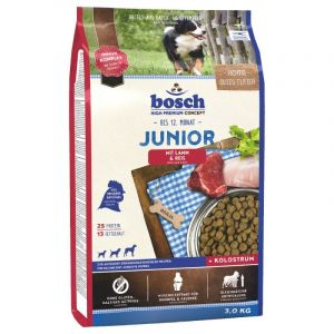 BOSCH HPC Junior Lamb&Rice 3kg
