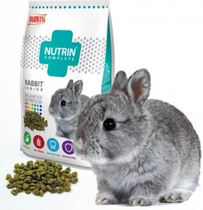 Darwin's NUTRIN Complete králík junior 400g