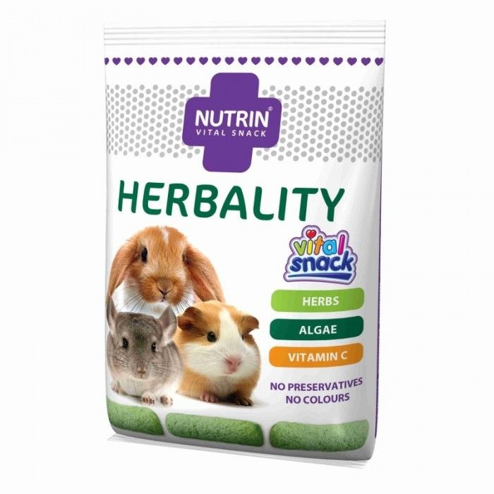 Darwin's NUTRIN Vital Snack HERBALITY 100g Darwin´s