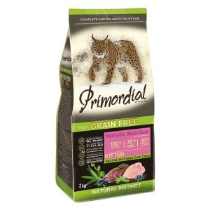 Primordial Pet Food PGF Kitten Duck & Turkey 2kg