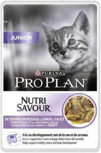 Purina Pro Plan Cat Junior krůta kapsička 85g