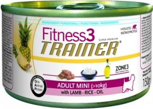 TRAINER Fitness 3 Adult Mini jehne a ryze 150g