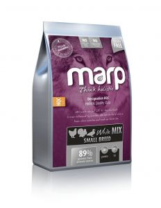 Marp Holistic White Mix SB - pro malá plemena bez obilovin 12kg