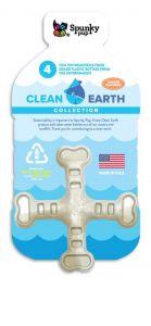 """Hvězdice z recyklovaného plastu """"Clean Earth"""" Spunky Pup"""