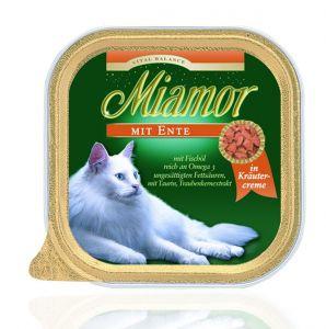 Finnern Miamor Milde Mahlzeit kousky kachny v omáčce 100g