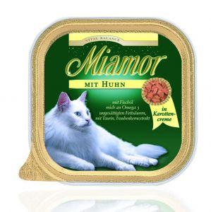 Finnern Miamor Milde Mahlzeit kousky kuřete v omáčce 100g