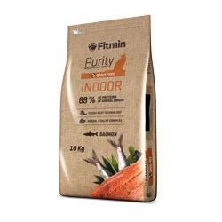 FITMIN CAT PURITY INDOOR - 10kg