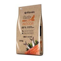 FITMIN CAT PURITY INDOOR - 10kg