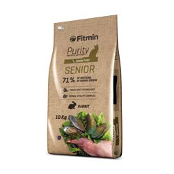 FITMIN CAT PURITY SENIOR - 10kg