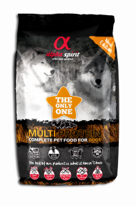 Alpha Spirit The Only One Dog Multiprotein 3 kg